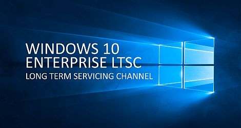 Windows 10 IoT Enterprise LTSC